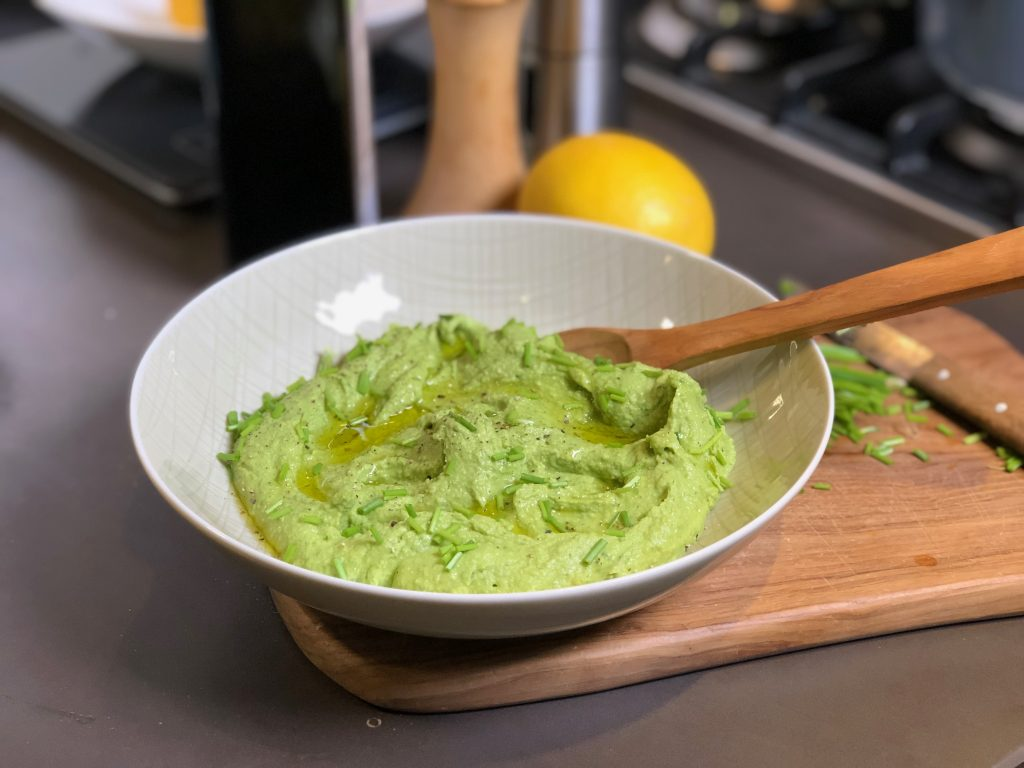 Rucola-Hummus